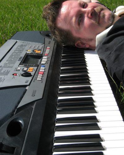 Doug Sinning with Keyboard