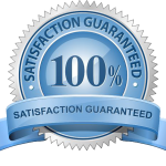 100-satisfaction-guaranteed-silver-blue